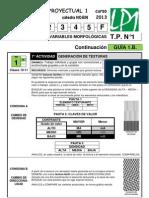 LP1 GUÍA TP1 B 2013 clases 10 y 11