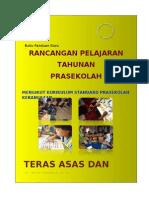 Rancangan Pengajaran Tahunan Prasekolah