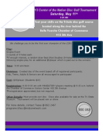 2013 bf disc golf tourney