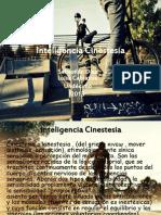 Inteligencia Cinestesia