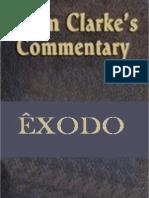 ADAN CLARKE COMENTÁRIO - Êxodo
