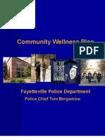 Community Wellness Plan