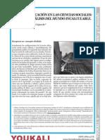 2006. Bustos, G. Etica y reificacion en ciencias sociales, hacia un análisis del mundo incalculable.
