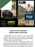 Garrett at Gold