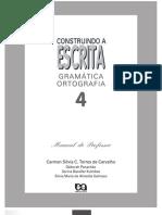 Gram e Ortog Vol4