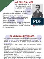 Vida de Cesar Vallejo