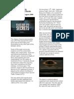 UFO FILES Black Box Ufo Secrets