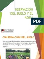 Conservacion de Los Suelos y El Agua