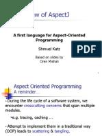 Basic of AspectJ