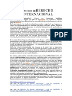DEFINICIÓN DEDERECHO INTERNACIONAL 02 MAYO