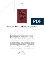 Islam and Cultural Imperative - Dr. Umar Faruq Abd-Allah