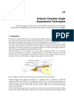 Anterior Chamber Angle Assessment Technique - CH 17