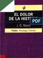 El dolor de la histeria (Juan David Nasio, 1995).pdf