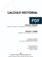 Calculo Vectorial (Marsden, Tromba)