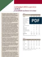 Er 20130509 Bull Budget Preview 2013