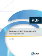 Dual Stack Ip-mpls and Mpls-tp
