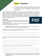 Aula 8 - A Queda II - Texto complem. Exercícios (1)