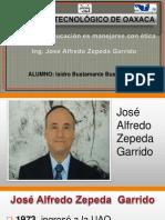 Jose Alfredo Zepeda Garrido