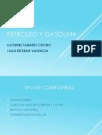 Petroleo y Gasolina