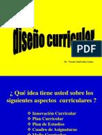 DISEÑO CURRICULAR.2011