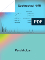 Spektroskopi NMR Fikkkkkkssss