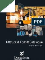Engine Catalog Filter Donalson