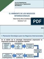 Sesiones 7 y 8 Negocios Internacionales