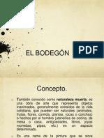 Bodegon o Naturaleza Muerta
