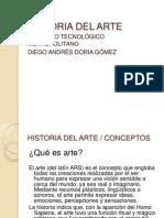 Historia Del Arte Clase 1