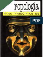 Antropologia Para Principiantes