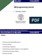 OpenFOAM Programming Tutorial