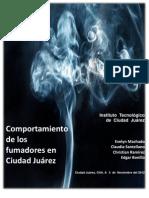 Proyecto de Investigación. tendecnia de los fumadores en ciudad Juarez.docx