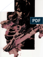 Page 7 of the Book The Art Of METAL GEAR SOLID 2 Art_of_MGS2-0007
