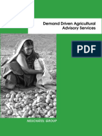 Demand Driven Agricultural Advisory Services