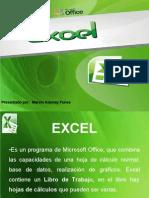 Presentacion de Office Excel
