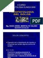 Fisiopatologia Dolor