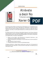 Dossier Atrvete a Decir No
