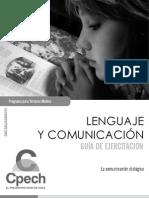guía 01 la comunicación diálogica