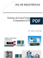 Cnc Absolutas e Incrementales