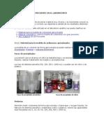 Elementos Comunes en Un Laboratorio