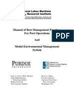 GLMRI - Port Operations & Model Environment Management