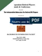 Summit Background Information Packet