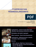 Kapita Selecta Leptospirosis Timoho 10-3-2011