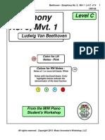 RP - Beethoven-Symphony No. 5 Mvt. 1   Lvl C   v7.4   1307-28