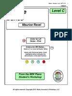 RP - Ravel-Pavane Level C v7.4 1308-01