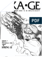 Shadowrun - Ka-Ge Magazine - Vol 1 Issue 2