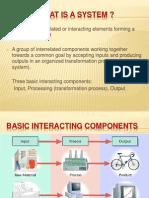 Basics of System