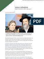 Les Feux de l'Amour Orthodoxe