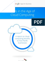 CFOs in the Age of Cloud Computing