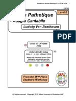 RP - Beethoven-Sonata Pathetique, 2nd Mvt Lvl E Vx7.4 1307-21